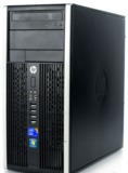 Hp compaq 6200 mt intel dual core win 10 - foto