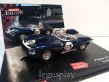 Scx Carrera Evolution Jaguar D-Type - foto