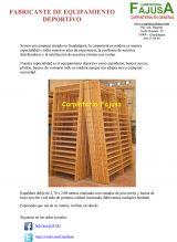 Espalderas de madera   ( FABRICANTE) - foto
