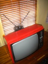 Televisor elbe portatil 12 - foto