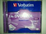 DVD+RDL 8,5 gb virgenes - foto