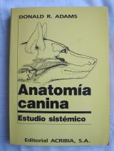 ANATOMIA CANINA,  ESTUDIO SISTEMICO - foto