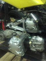 Yamaha x Max 250 motor - foto