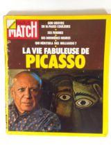 REVISTA PARÍS MATCH ABRIL 1973.  - foto