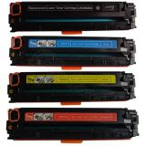 Pack toner compatible hp 540/543 - foto