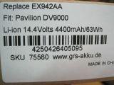 Bateria a estrenar hp pavilion dv9000 - foto