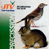 NOVEDAD cartuchos zorzal JTV - foto