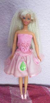 barbie maquillaje sorpresa - foto
