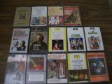 14 cintas de cassete - foto