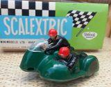 Moto con sidecar hurricane aÑos 70 - foto
