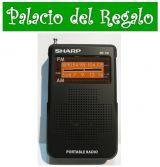 Radio sharp qt-10 nuevo - foto