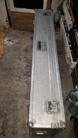 Maleta Fly Case Aluminio Piano 88 teclas - foto