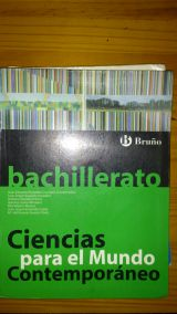 LIBROS PARA 1º Y 2º DE BACHILLERATO - foto
