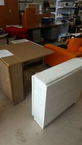 MIL ANUNCIOS.COM - Mesa plegable. Muebles de cocina mesa plegable en ...