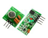 módulo transmisor y receptor 315/433 mhz - foto