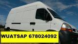 transporte montaje mudanza furgoneta - foto