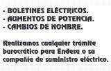 Reformas y Boletines Electricos - foto