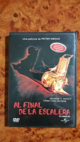 Al final de la escalera, DVD TERROR 1980 - foto