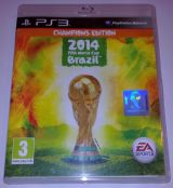Fifa World Cup 2014 Chapions Edition PS3 - foto