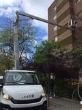 Alquiler camion cesta plataforma aerea - foto
