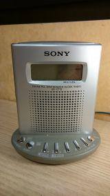 Radio sony - foto