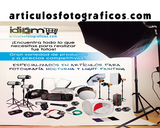 TIENDA ONLINE ACCESORIOS FOTOGRAFICOS - foto