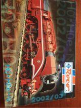 catálogos ROCO años 2002/2003 - foto