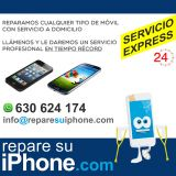 Reparar iphone 6 6plu Domicilio Garantia - foto