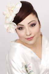 Maquilladora y peluquera - foto