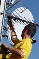 Instalador de antenas, reparacion averia - foto