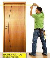 Puertas, instalacion y cerraduras - foto