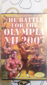 The battle for the mr. olympia xii 2007. - foto