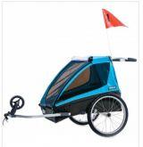 Carro remolque bici carrito - foto