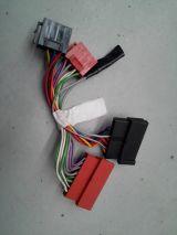 conector cableado iso ford focus - foto