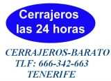 Cerrajero barato abre puertas Tenerife - foto