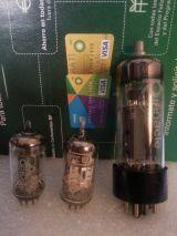 Vendo valvulas de Radio y Amplificadores - foto