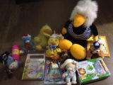 Juguetes bebes peluches musicales - foto