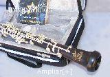 Oboe Ébano StarSMaker® SM-OB05S Do NUEVO - foto