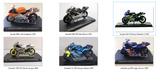 Miniaturas Motos de competicion  1/24 - foto