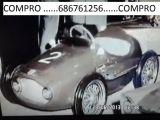 Compro coche o moto a pedales antiguos - foto