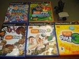 Pack Eye toy playstation 2 - foto