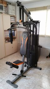 Máquina de ejercicios - foto