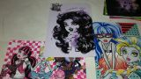 photocards monster high - foto