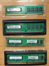 MEMORIAS RAM 2GB DDR2 sobremesa - foto