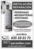 Persianas y mosquiteras Alcalá Guadaíra - foto