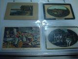 Tarjetas Postales Antiguas en Color - foto