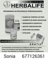 distribuidora independiente herbalife - foto