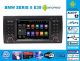 Radio navegador BMW E39 serie 5 ANDROID - foto