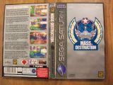Mass Destruction para Sega Saturn - foto