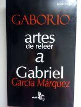 GABORIO.  ARTES DE RELEER A GABRIEL G. M.  - foto